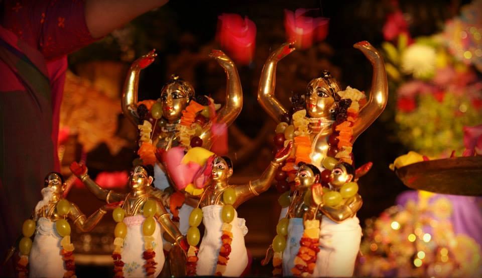 Gaur Purnima Celebrations 2014