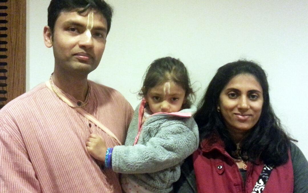 Donor Spotlight- Sri Neeraj & Smt Kavitha Bhatnagar
