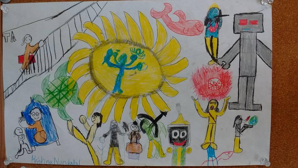 Illustrations of Creation