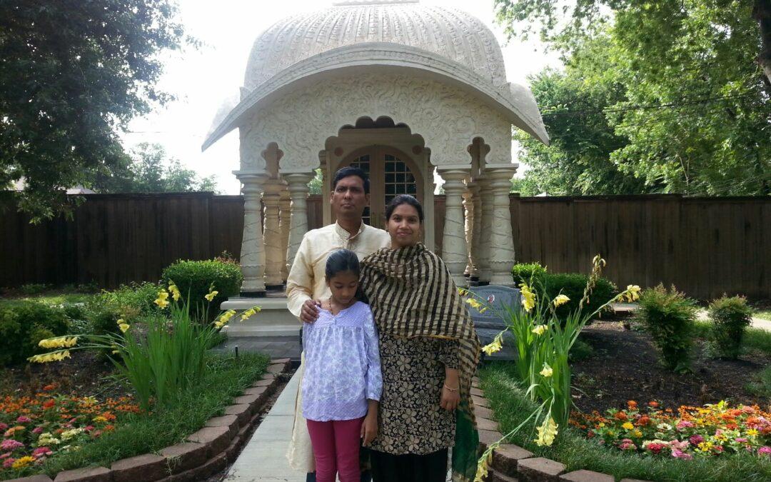 Donor Spotlight: Parthasarathi Prabhu & Lilavathi Vasudha Mataji