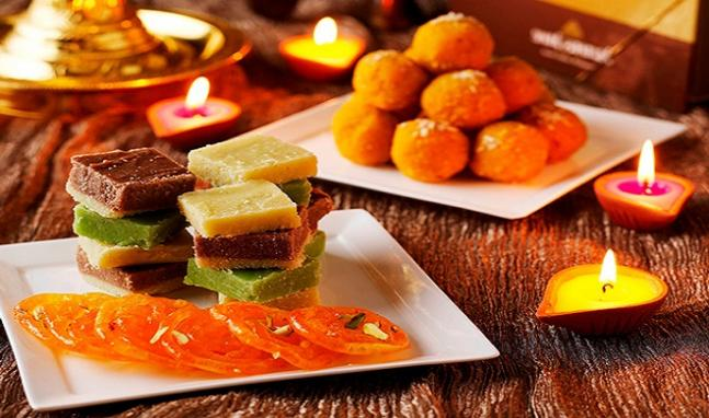 Diwali Sweets for Sale (Thursday Evening, 10/19)
