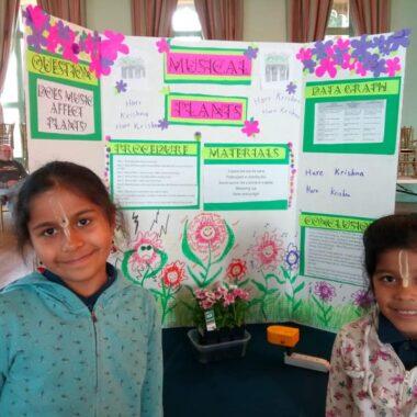 Science Fair & Live Wax Museum