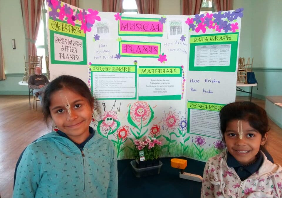 Science Fair & Live Wax Museum