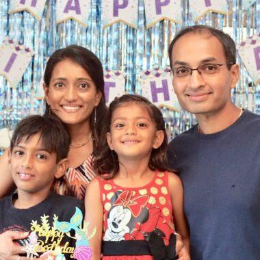Donor Spotlight: Sriji Kumari Devi & Kalpesh Prabhu